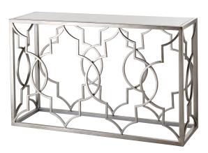 Mariana Home-152025-modern-satin-nickel-console-table-mirror-sofa-table