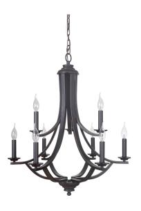 Mariana Home-239990 light off-two-tier-chandelier-light-fixture