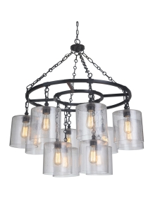 Mariana Home-261273 light on-industrial-chandelier-light-fixture