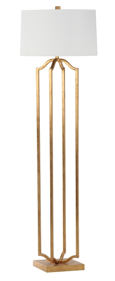 Mariana Home-320009-modern-classic-gold-floor-lamp