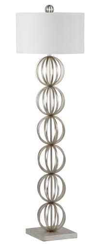 Mariana Home-320013-silver-modern-floor-lamp