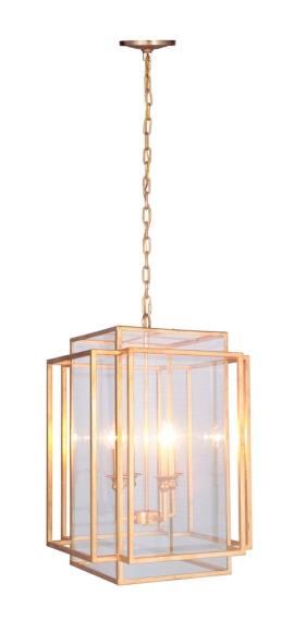 Mariana Home-580423 light on-lighting-hanging-lanterns-modern-glam-foyer-lighting
