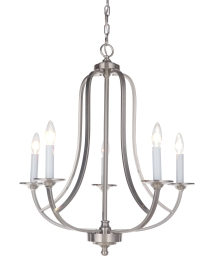 Mariana Home-635545 with white cover-light on-lighting-chandelier-modern-glam-indoor-lights