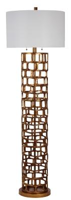 Mariana Home-830016-modern-gold-floor-lamp
