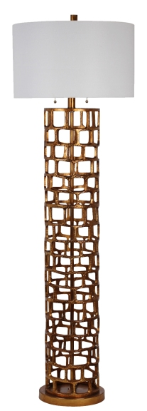 Mariana Home-830016-modern-gold-floor-lamp