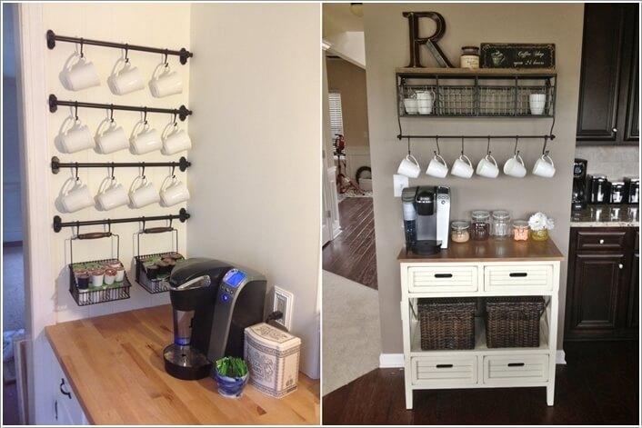 10-cool-coffee-mug-storage-ideas-coffee-station-1