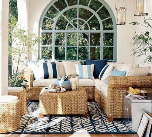 beautiful-coastal-patio-set-up-with-lots-of-fun-patterns-and-textures