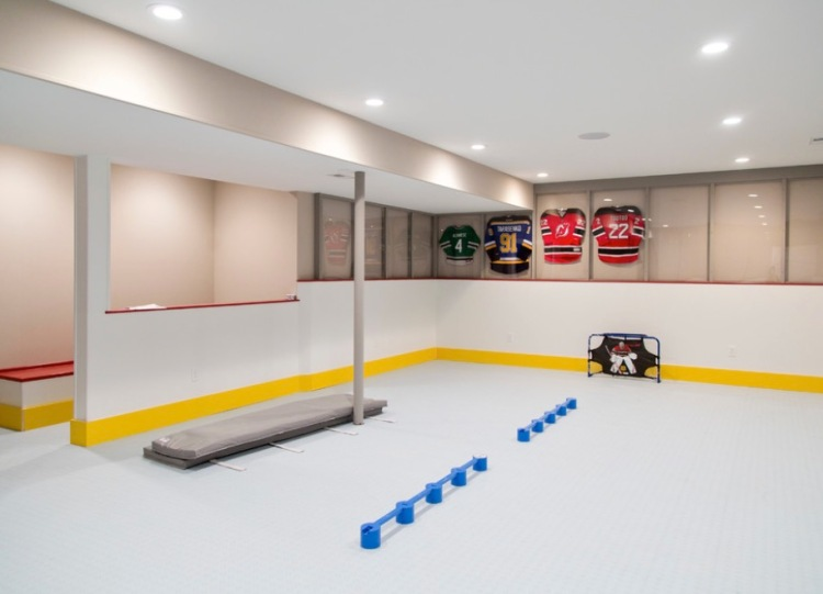custom-home-hockey-room-sports-room