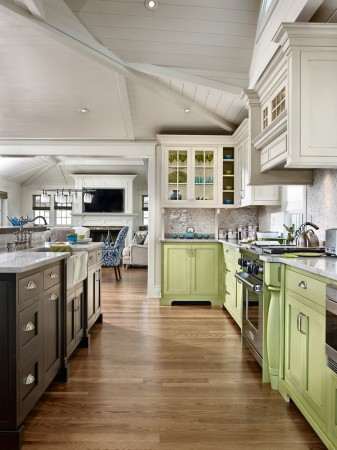 three-color-kitchen-cabinets-mixed-finishes-interior-design-ideas-fall-trends