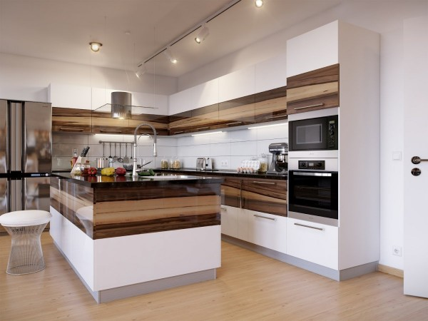 unique-mixed-cabinet-finish-modern-kitchen-cabinets-interior-design