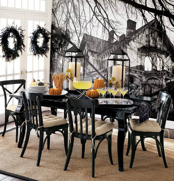 easy-halloween-dining-room-decorating-ideas-decoration-spooky-indoor-halloween-dining-room-decorations