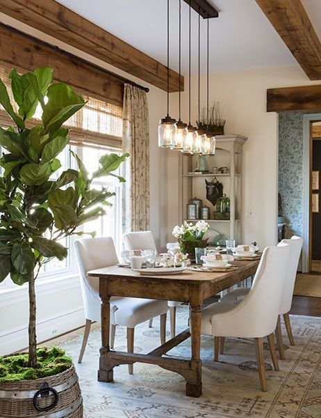 farmhouse-chandelier-4-dining-room-design
