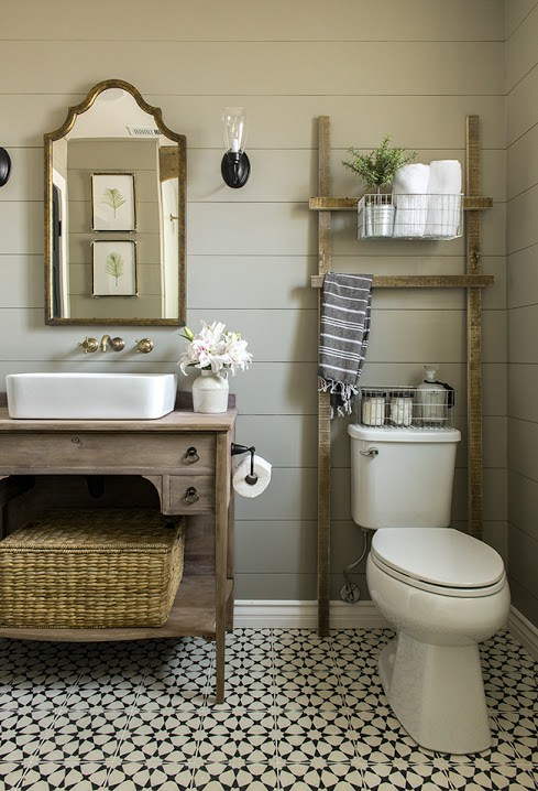 farmhouse-style-bathroom-design