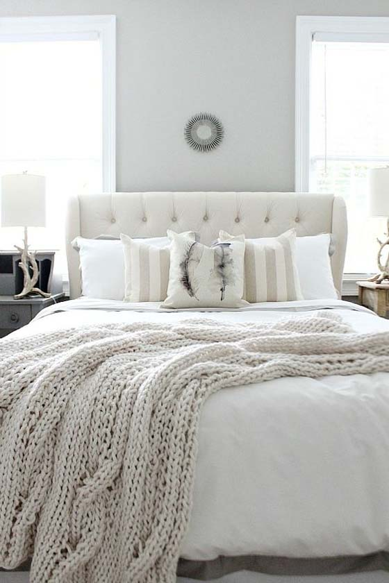white-farmhouse-style-bedroom