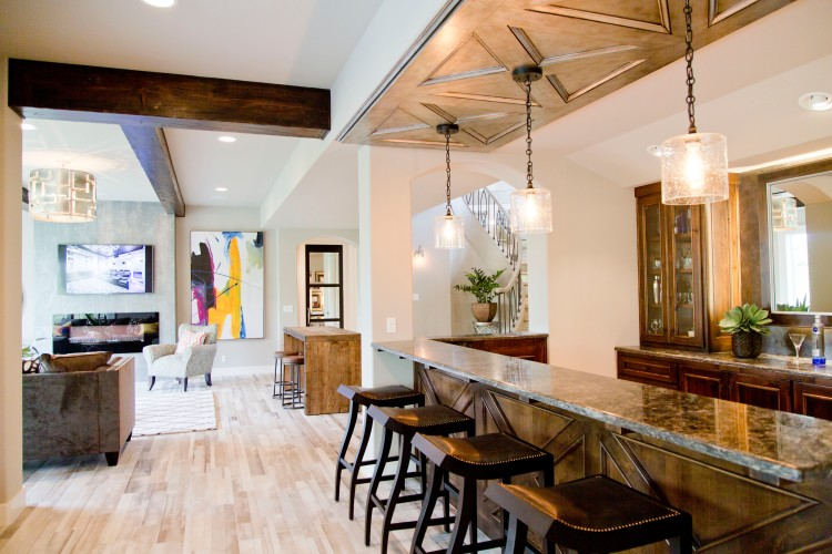 cecilrayhomes_166-copy-industrial-small-pendants-bar-lighting-home-bar-seeded-glass