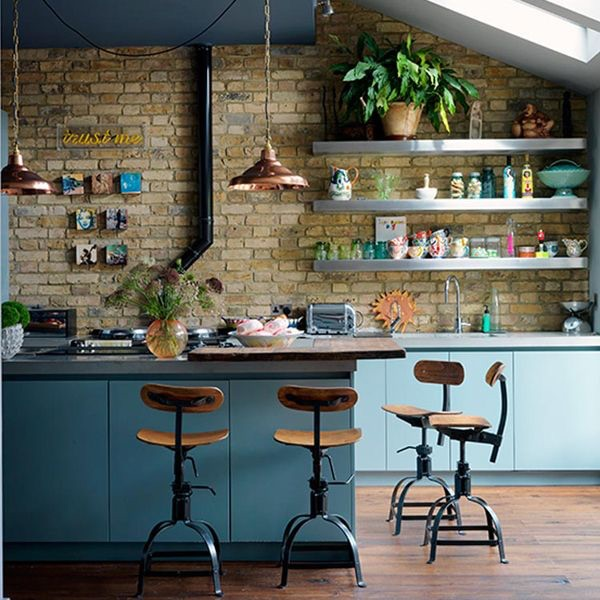 brick-eclectic-kitchen-interior-design-home-funky-blue