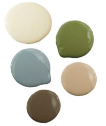cvetovaya-palitra-outside-in-palette-green-white-brown-inspiration-paint-drips-sample