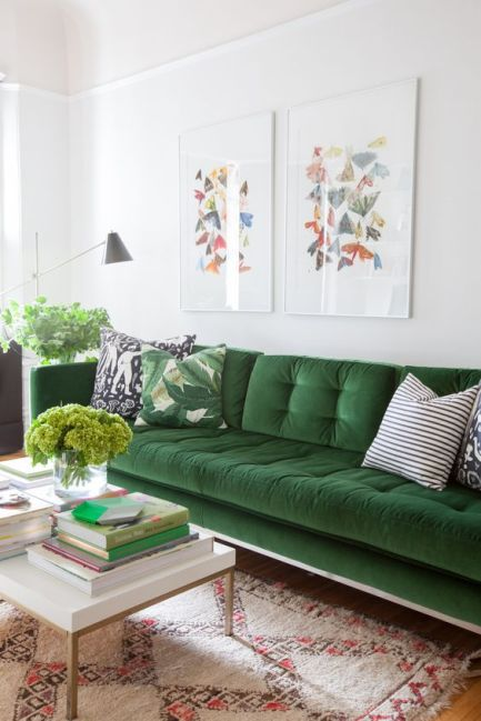 greenery-bringing-the-outdoors-in-interior-design-bright-green
