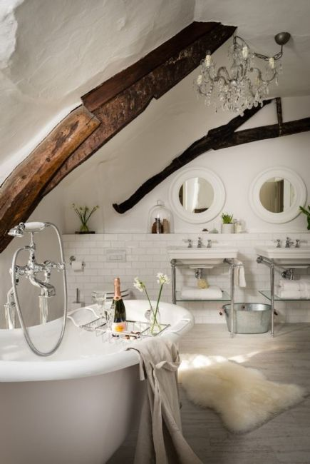 luxurious-bathroom-natural-materials-wood-beams-nature-bathroom-white-chrome-interior-design-inspiration