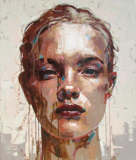 neautral-background-painting-art-female-blue-skin-tones-inspiration