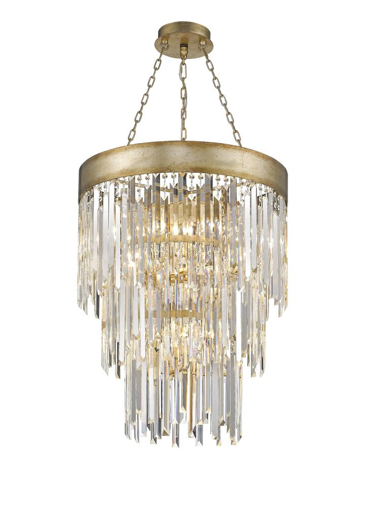 7 Crystal Chandeliers for Every Style