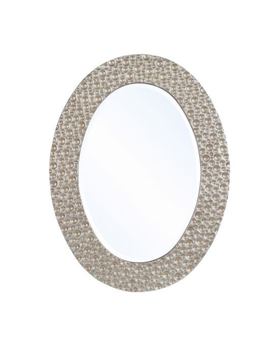 Mariana Home-210154-soft-gold-oval-framed-mirror-texture-statement-glam