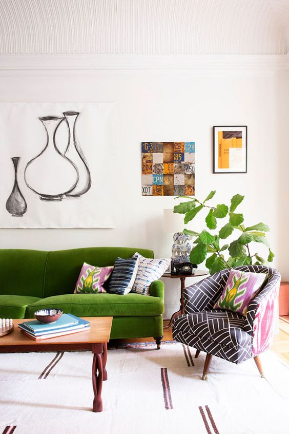 focal-point-eclectic-green-couch