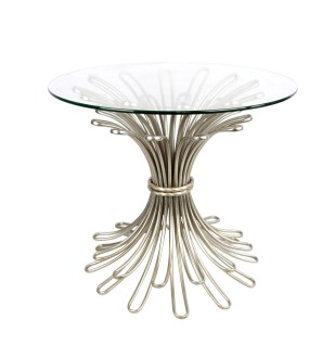 Mariana Home-152051-silver-metal-glass-side-table-hollywood-glam-statement-decor