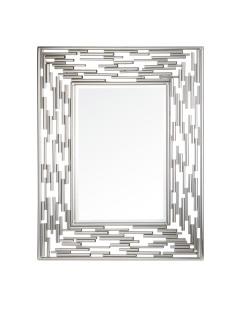 Mariana Home-152052-silver-framed-mirror-contemporary-modern