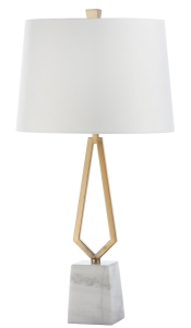 Mariana Home-320023-gold-metal-marble-table-lamp-modern-luxury-glam-classic
