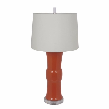 Paprika Miranda Table Lamp